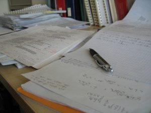 Почерковедческая экспертиза в уголовном процессе